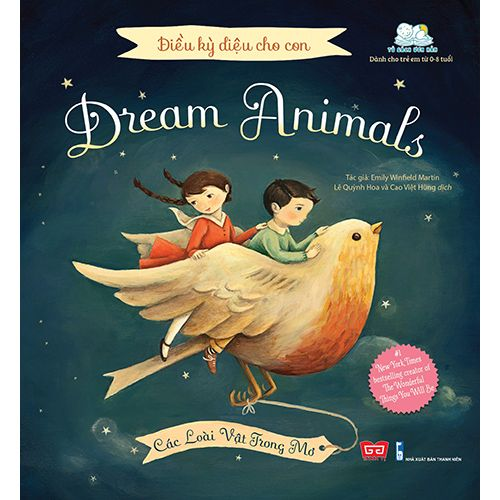 Điều Kỳ Diệu Cho Con - Dream Animals - Các Loài Vật Trong Mơ (Tái Bản 2020) - Ảnh 6