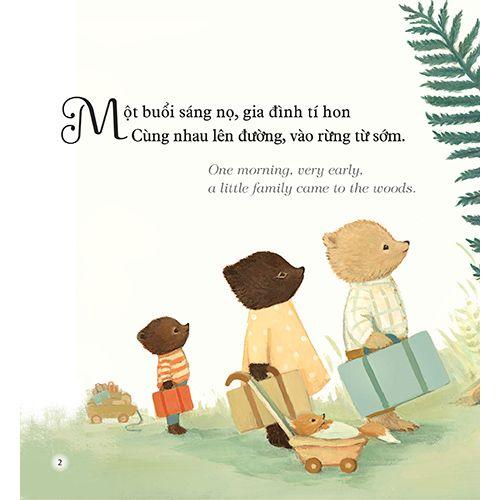 Điều Kỳ Diệu Cho Con - The Littlest Family'S Big Day - Một Ngày Thú Vị Của Gia Đình Tí Hon (Tái Bản 2020) - Ảnh 2