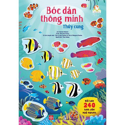 Bóc Dán Thông Minh - Thủy Cung