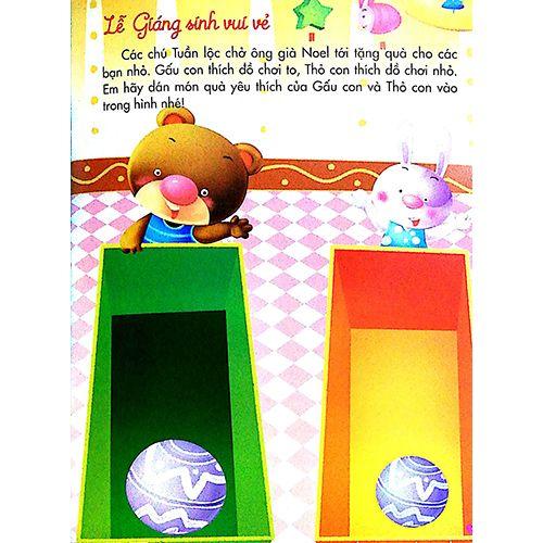 200 Miếng Bóc Dán Thông Minh - Phát Triển Chỉ Số Thông Minh IQ - Tập 2 (Dành Cho Trẻ 2-10 Tuổi) - Ảnh 5