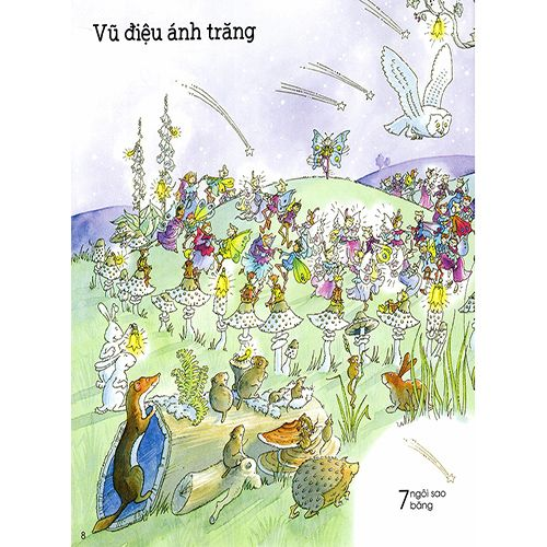 1001 Miếng Dán Hình Vui Nhộn - Vùng Đất Thần Tiên - Ảnh 4