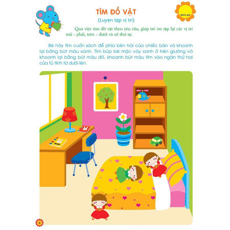Giúp Bé Phát Triển Tiềm Năng Toán Học 6 Tuổi - Ảnh 5