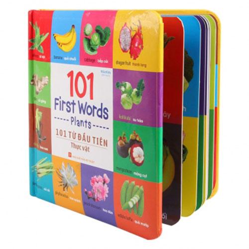 101 First Words - Plants / 101 Từ Đầu Tiên - Thực Vật - Ảnh 2