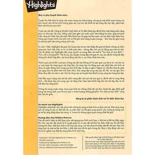 Bức Họa Ẩn Giấu - Phát Triển Óc Quan Sát Và Khả Năng Tập Trung - Tập 3 - Ảnh 2