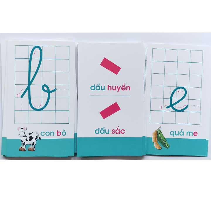 Thẻ học chữ cái và số đếm - Ảnh 4