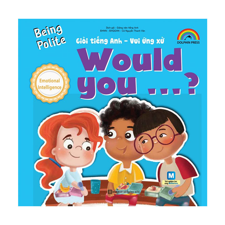 Being polite – Would you