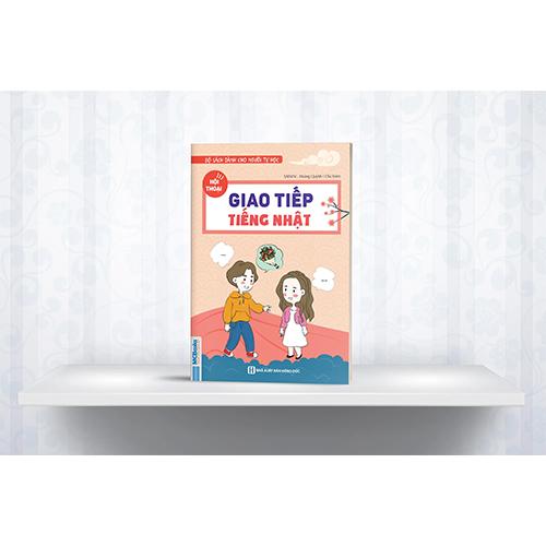 Bộ sách dành cho người tự học – Hội thoại giao tiếp tiếng Nhật - Ảnh 4