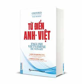 Từ điển Anh – Anh- Việt (bìa mềm trắng) - Ảnh 2