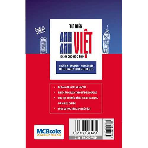 Từ điển Anh – Anh- Việt dành cho học sinh - Ảnh 4