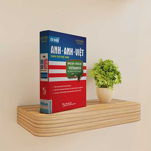Từ điển Anh – Anh- Việt dành cho học sinh - Ảnh 3