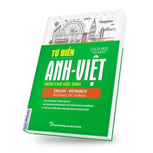 Từ điển Anh – Việt dành cho học sinh - Ảnh 3