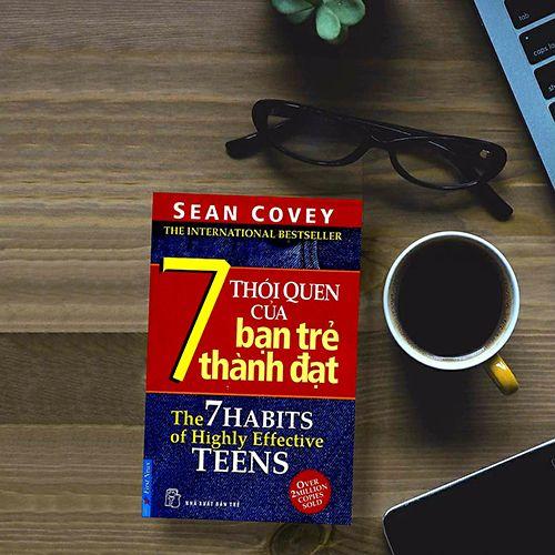 7 Thói Quen Của Bạn Trẻ Thành Đạt (Khổ Lớn) (Tái Bản 2020) - Ảnh 2