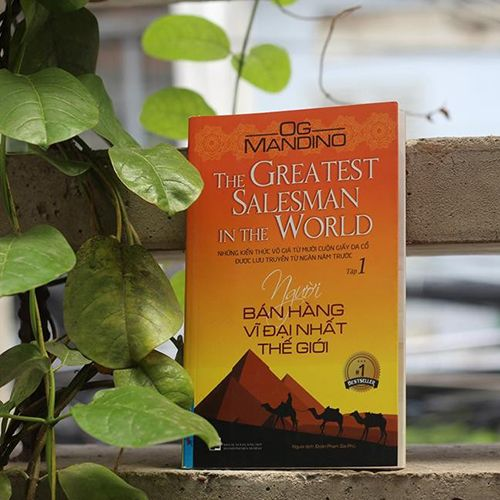 Người Bán Hàng Vĩ Đại Nhất Thế Giới - Tập 1 - Ảnh 2