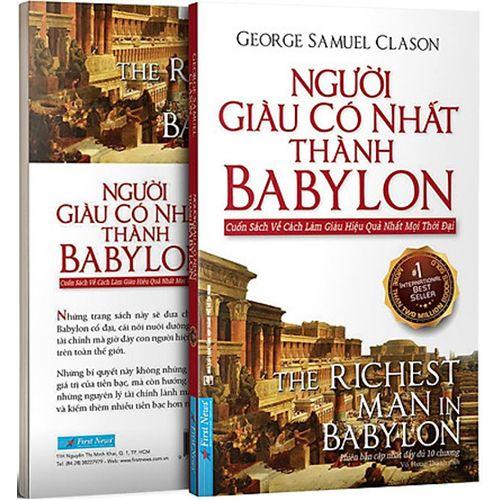 Người Giàu Có Nhất Thành Babylon - Ảnh 4