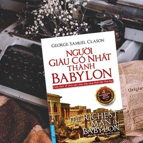 Người Giàu Có Nhất Thành Babylon - Ảnh 2