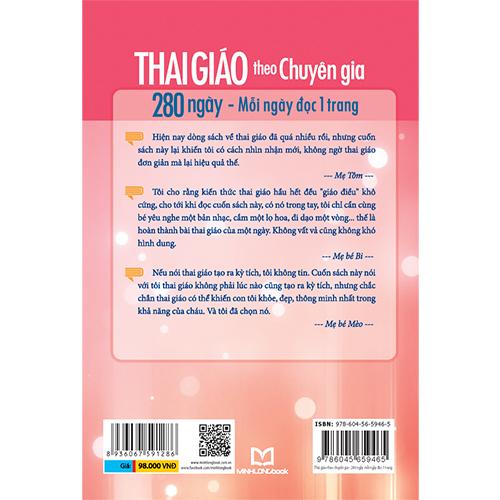 Thai Giáo Theo Chuyên Gia - 280 Ngày - Mỗi Ngày Đọc Một Trang - Ảnh 5
