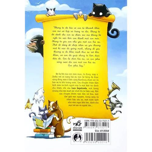 Chuyện Con Mèo Dạy Hải Âu Bay ( Bìa Mềm ) - Ảnh 5