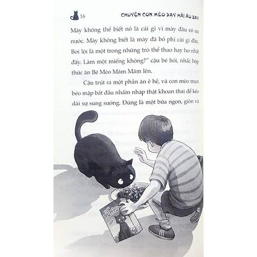 Chuyện Con Mèo Dạy Hải Âu Bay ( Bìa Mềm ) - Ảnh 3