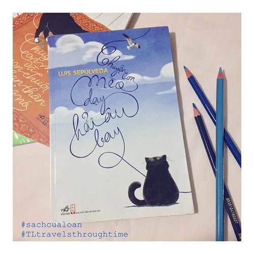 Chuyện Con Mèo Dạy Hải Âu Bay ( Bìa Mềm ) - Ảnh 2