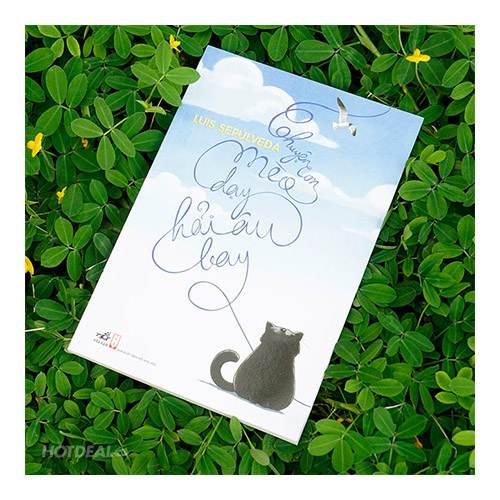 Chuyện Con Mèo Dạy Hải Âu Bay ( Bìa Mềm ) - Ảnh 4