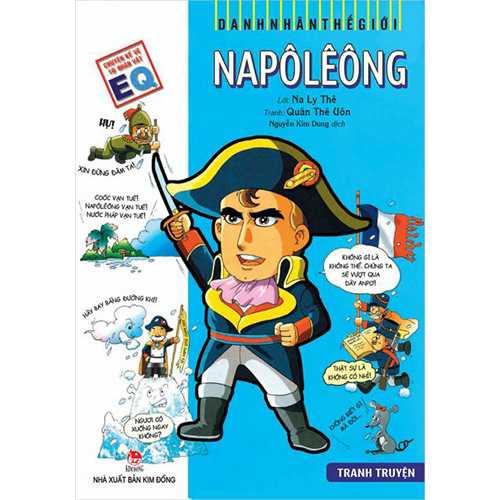 Danh Nhân Thế Giới - Napôlêông