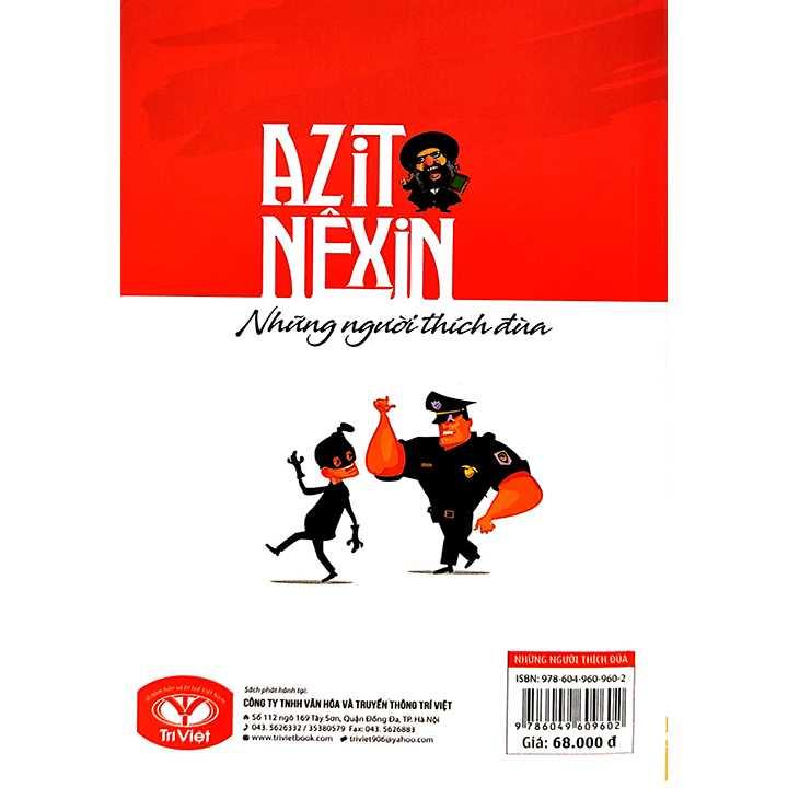 Azit Nexin - Những Người Thích Đùa - Ảnh 2