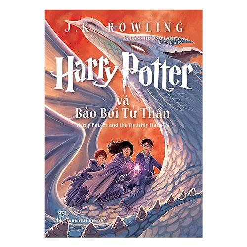 Combo Harry Potter (Trọn Bộ 7 Cuốn) - Ảnh 9