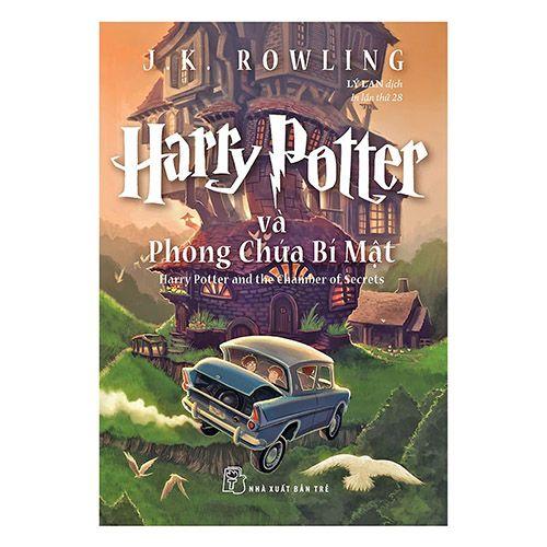 Combo Harry Potter (Trọn Bộ 7 Cuốn) - Ảnh 5