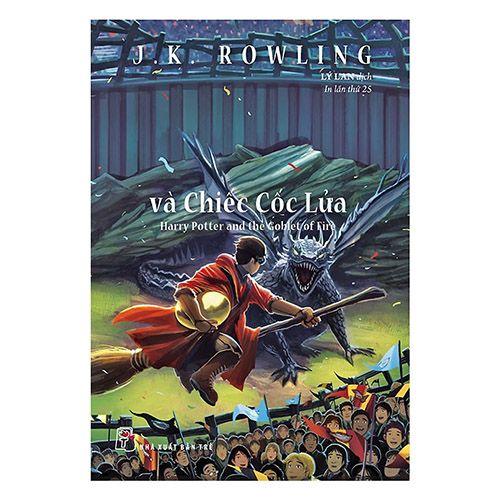 Combo Harry Potter (Trọn Bộ 7 Cuốn) - Ảnh 3