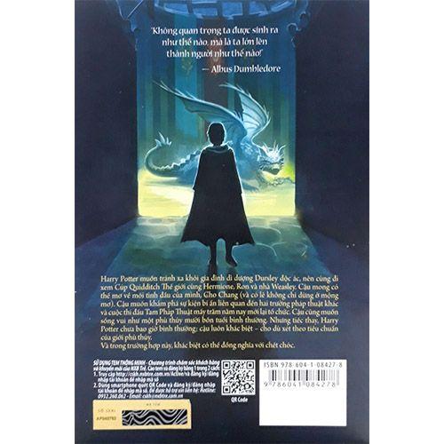 Harry Potter Và Chiếc Cốc Lửa - Tập 4 - Ảnh 2