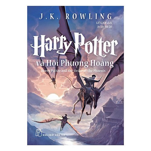 Harry Potter Và Hội Phượng Hoàng - Tập 5