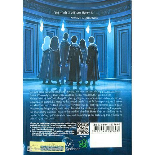 Harry Potter Và Hội Phượng Hoàng - Tập 5 - Ảnh 3