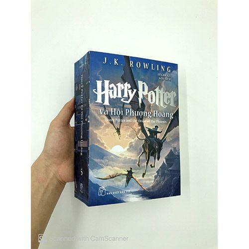 Harry Potter Và Hội Phượng Hoàng - Tập 5 - Ảnh 2