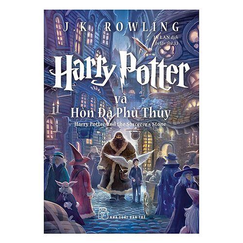 Harry Potter Và Hòn Đá Phù Thuỷ - Tập 1