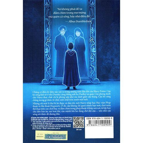 Harry Potter Và Hòn Đá Phù Thuỷ - Tập 1 - Ảnh 3