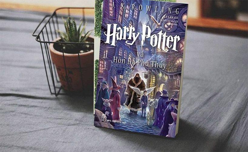 Harry Potter Và Hòn Đá Phù Thuỷ - Tập 1 - Ảnh 2