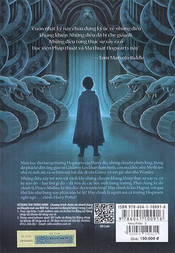 Harry Potter Và Phòng Chứa Bí Mật - Tập 2 - Ảnh 2
