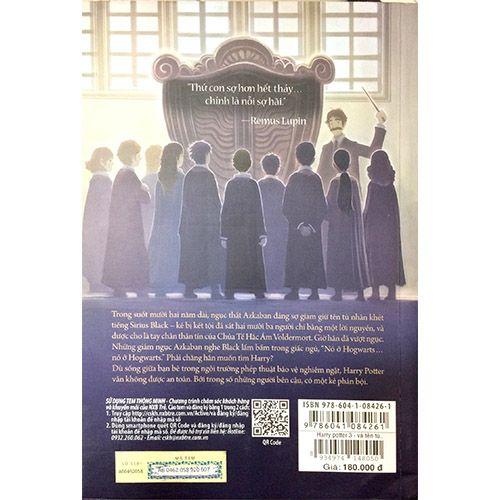 Harry Potter Và Tên Tù Nhân Ngục Azkaban - Tập 3 - Ảnh 2