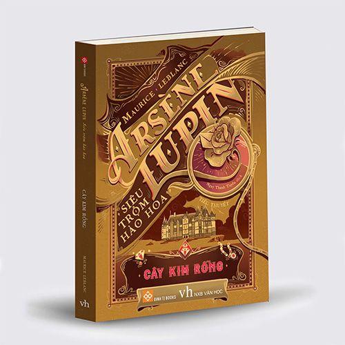 Arsène Lupin - Siêu Trộm Hào Hoa- Cây Kim Rỗng - Ảnh 2