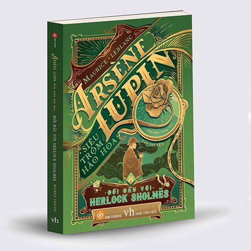 Arsène Lupin - Siêu Trộm Hào Hoa - Đối Đầu Với Herlock Sholmès - Ảnh 2