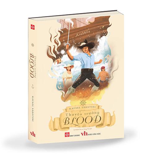 Thuyền Trưởng Blood - Ảnh 2