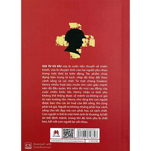 Giã Từ Vũ Khí (Tái Bản 2015) - Ảnh 2