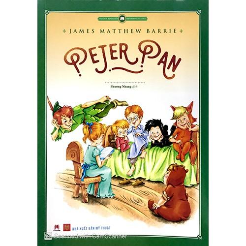 Peter Pan (Tranh Màu)