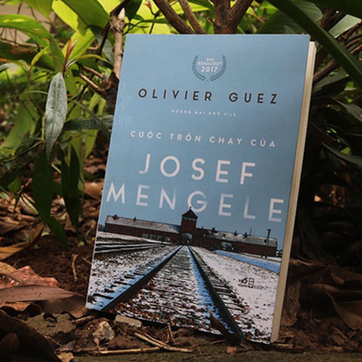 CUỘC TRỐN CHẠY CỦA JOSEF MENGELE - Ảnh 3