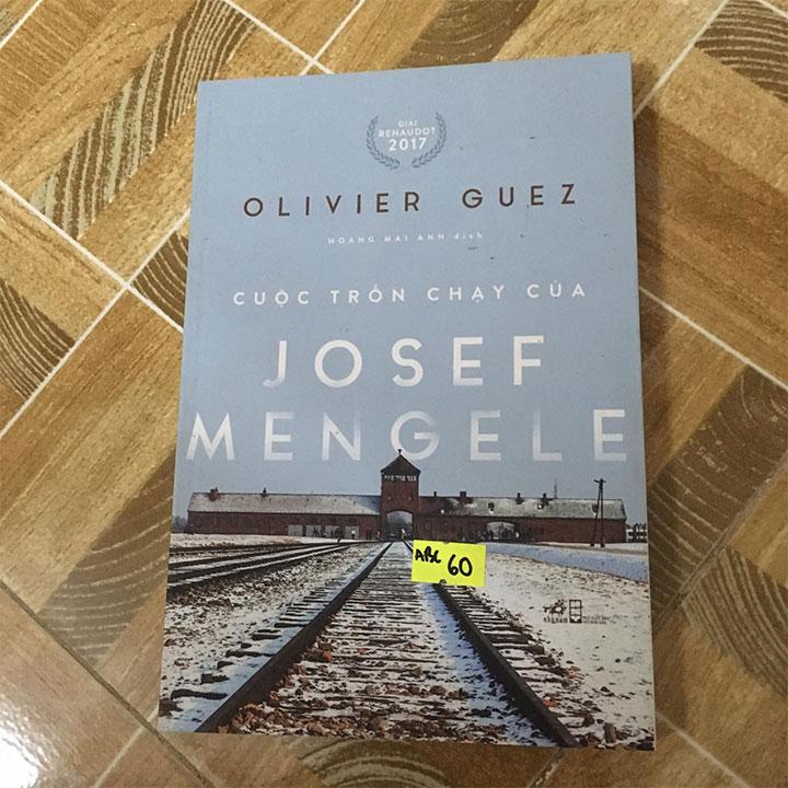 CUỘC TRỐN CHẠY CỦA JOSEF MENGELE - Ảnh 1