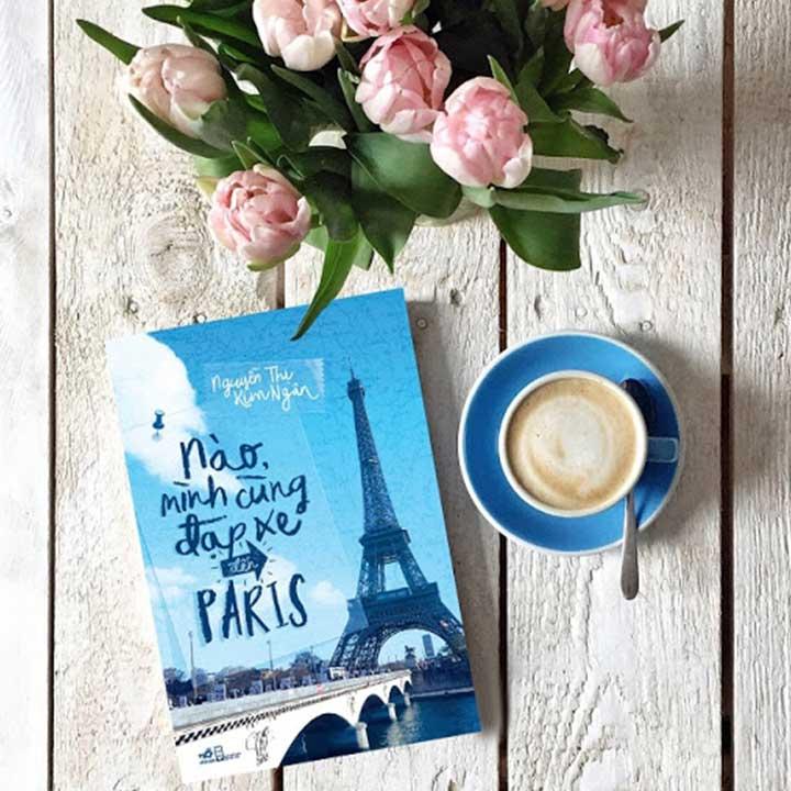NÀO, MÌNH CÙNG ĐẠP XE ĐẾN PARIS - Ảnh 5
