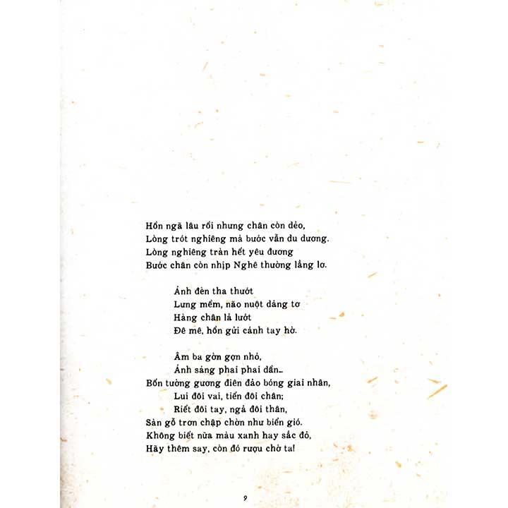 THƠ SAY (DANH TÁC) - Ảnh 1