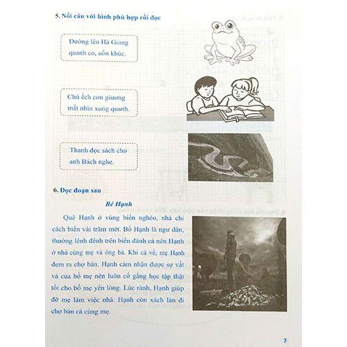 Em Học Tiếng Việt 1 - Tập 2 - Ảnh 5