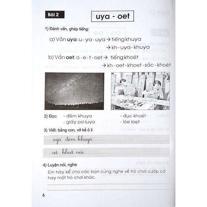 Em Học Tốt Tiếng Việt 1 - Tập 2 - Theo Chương Trình Tiểu Học Mới - Ảnh 5
