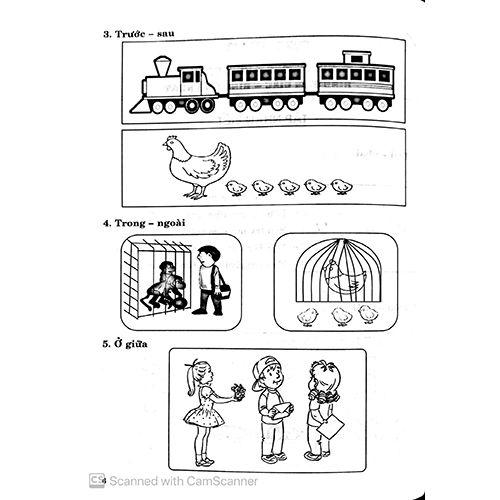 Học Và Hành Toán 1 - Tập 1 - Theo Chương Trình Tiểu Học Mới - Ảnh 3